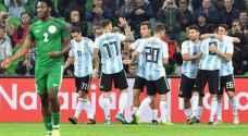 صدمة لجماهير الأرجنتين قبل المونديال