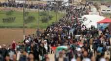 إصابة 5 فلسطينيين شرق خان يونس وآخران شرق رفح