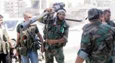 اتفاق لخروج مقاتلي المعارضة السورية من القلمون قرب دمشق