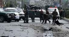 قتلى بهجوم انتحاري على مركز لتسجيل الناخبين في كابول