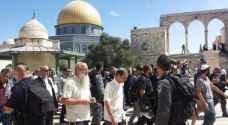 الاحتلال يستدعي 4 من حراس المسجد الاقصى