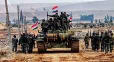 الجيش السوري يستعيد السيطرة على القلمون قرب دمشق
