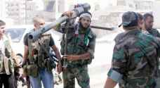 اتفاق لاجلاء مقاتلي المعارضة السورية من جنوب دمشق