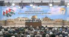 عباس: لو لم يعقد هذا المجلس لكان الحلم الوطني الفلسطيني في خطر.. فيديو