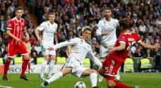 ريال مدريد يكتب التاريخ ويصعد إلى نهائي التشامبيونزليج للمرة الثالثة على التوالي