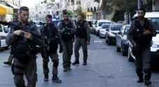 تعرض عدد من أفراد شرطة الاحتلال لمحاولة دهس في القدس