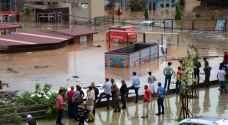 أنقرة تشهد أمطاراً غزيرة تخلف سيولاً وتوقع ستة جرحى