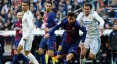 كلاسيكو مرتقب الليلة بين ريال مدريد وبرشلونه