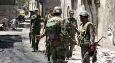 """30 قتيلاً من الجيش السوري بهجوم لـ""""داعش"""" جنوب دمشق"""
