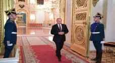 بوتين يؤدي اليمين في مستهل ولايته الرئاسية الرابعة
