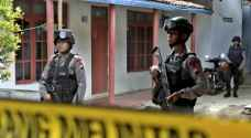 قتلى وجريحى باعتداءات على كنائس في إندونيسيا