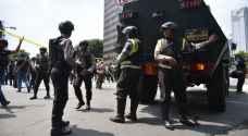 """""""داعش"""" يتبنى الاعتداءات ضد كنائس في أندونيسيا"""