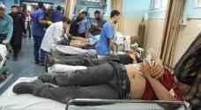 الهلال الأحمر الإماراتي: 5 ملايين دولار لعلاج المصابين في غزة