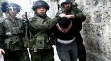 الاحتلال يعتقل 19 فلسطينيا