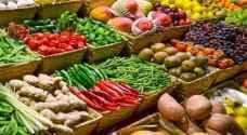 انخفاض اسعار الخضار والفواكه في السوق المركزي