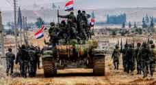 الجيش السوري يستعد لعملية عسكرية قرب الحدود مع الأردن