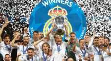 ريال مدريد بطلا لدوري أبطال أوروبا على حساب ليفربول
