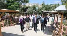 الأمانة: نعمل على زيادة أعداد الحدائق في عمّان