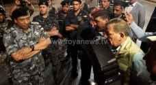 مدير الدرك: لن نسمح بتهديد أمن الأردنيين.. فيديو