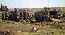 """الاحتلال يستدعي وحدات كبيرة من قواته لإجراء مناورة """"مفاجئة"""" عند حدود لبنان والجولان"""