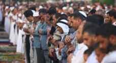 الاوقاف: صلاة العيد الساعة السابعة صباحا