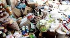 إتلاف 8 آلاف مادة غذائية فاسدة في مأدبا