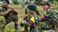 مقتل 13 منشقا من فارك على الحدود بين كولومبيا وفنزويلا