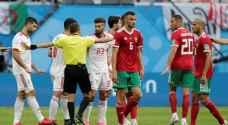 ايران تفوز على المغرب في خسارة جديدة للمنتخبات العربية بمونديال روسيا