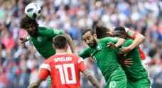 خسارة مذلة للسعودية بافتتاح كأس العالم