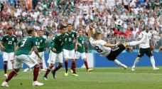 إصرار المكسيك يصيب ماكينات ألمانيا بالعطب