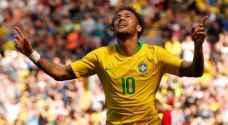نيمار يقود البرازيل وسويسرا تتسلح بشاكيري