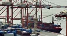 عجز تجاري في اليابان نتيجة الواردات من الولايات المتحدة