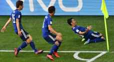 اليابان تخطف فوزا مهما على كولومبيا