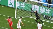 سويسرا تقترب من دور 16 بفوز قاتل على صربيا بكأس العالم