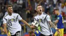 ألمانيا تقتل السويد وتحيي أمالها للتأهل إلى دور 16 في كأس العالم..صور