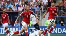 كأس العالم: الدنمارك ترافق فرنسا إلى دور 16