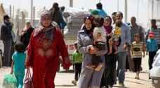 الأمم المتحدة: 45 ألف سوري نزحوا تجاه الحدود الأردنية جراء القتال بدرعا