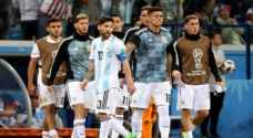 تسريب تشكيلة الأرجنتين لمواجهة نيجيريا