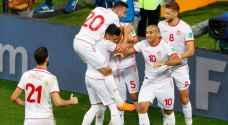 تونس تحقق أول فوز في كأس العالم منذ 40 عاما