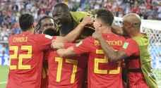 كأس العالم: بلجيكا وإنجلترا للقاء اليابان وكولومبيا في مرحلة الإقصاء