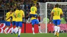 رقم مميز للبرازيل بعد بلوغ ثمن نهائي المونديال