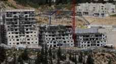 مخططات لبناء أكثر من ألف وحدة استيطانية بالقدس