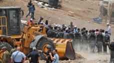 """الجامعة العربية تدين جريمة الاحتلال في """"الخان الأحمر"""""""