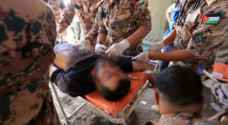 ادخال 11 نازحا سوريا لمستشفيات وزارة الصحة
