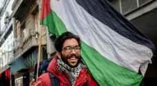 عباس يمنح ناشط سويدي الجنسية الفلسطينية