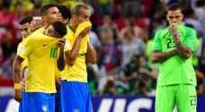 لاعبو البرازيل: يؤلمنا كثيرا ما حصل
