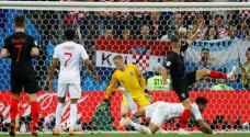 كرواتيا تعاقب الإنجليز وتبلغ نهائي المونديال لأول مرة