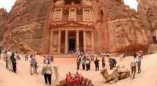 ارتفاع غير مسبوق في الدخل السياحي للأردن .. التفاصيل