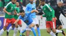 قطبا الكرة الأردنية في اعتزال العمايرة
