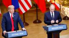 """ترمب يتطلع """"للقاء ثان"""" مع بوتين"""